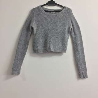 Knitted Crop Top K003