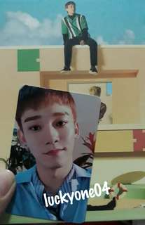 [WTT] EXO CBX CHEN BLOOMING DAYS PC VER A