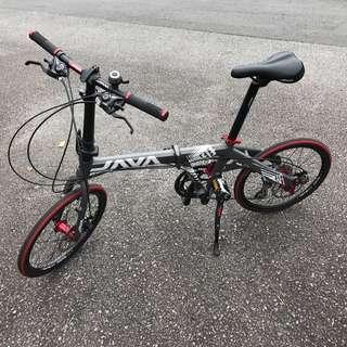 Java Fit 16S folding bike