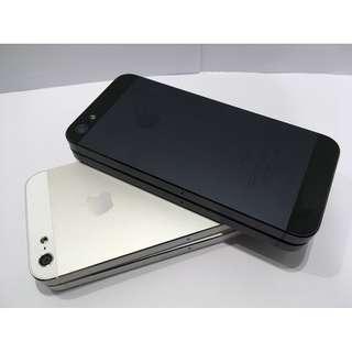 Ori iPhone 5 16gb Complete Box Set With FreeGift