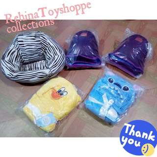 Sold! Thankie(hipseat/towel/baby sofa)