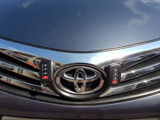 Toyota Altis Smart key