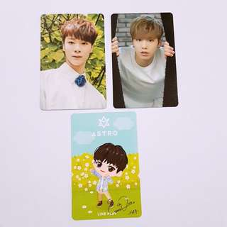 ASTRO 2nd mini album summer vibes breathless photocard