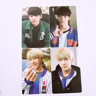 ASTRO 1st mini album Spring Up Hide&seek photocard