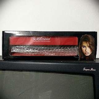 🚚 *BNIP* Hairwins Professional Digital Curling Iron / Hair Straightener #HariRaya35