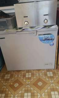 7 cu.ft american home chest freezer