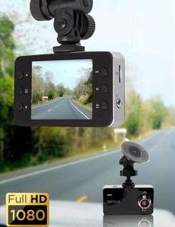 FULL Camera HD DVR kereta dengan 2,4 inci TFT skrin LCD