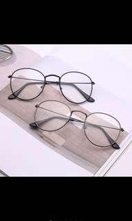 Fake Oversized Spectacles