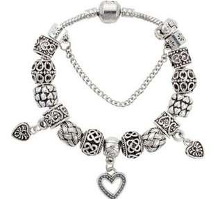 💄 Pandora Stainless Steel Bracelets