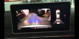 Audi Original Reverse Camera for A4 B9