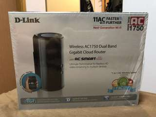 D-Link Wireless AC1750 Router