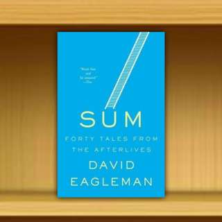 BN - Sum : Forty Tales from the Afterlives By David Eagleman