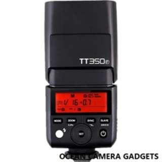 Godox TT350f TT 350 tt350 Mini Thinklite TTL Flash for Fujifilm Cameras Fuji