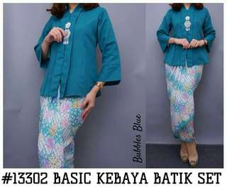 Batik Kebaya Basic