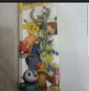 In Stock Pokemon Key Chain