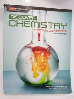 Discover Chemistry Textbook