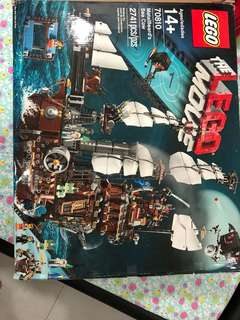 LEGO movie metalbeard's sea cow set 70810