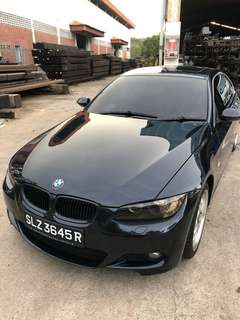 BMW 3 Series 325i Coupe Auto