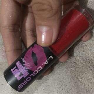 LA colors lipstick