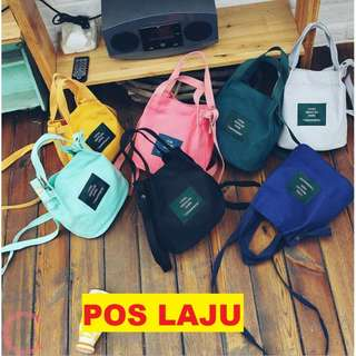 Korean Style Small Size Sling Bag Hand Bag