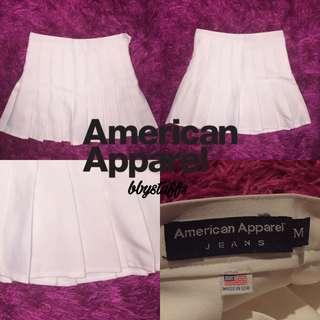 American Apparel Tennis Skirt / Rok