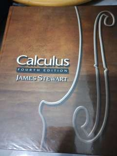 Calculus (4th edition)