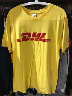 🚚 降價!!GILDAN DHL logo衣 2XL!!