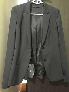 Hugo Boss Women Black Jacket