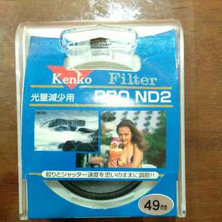 ND filter 49mm