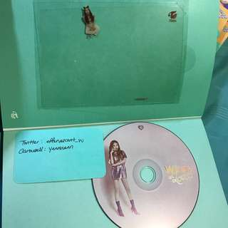 UNSEALED Twice What Is Love Official Album Chaeyoung Set