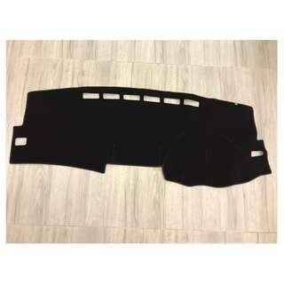 Toyota Altis 2008-2013 Dashboard Mat (in stock - black color)