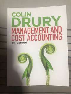 Accounting Textbook (Druby)