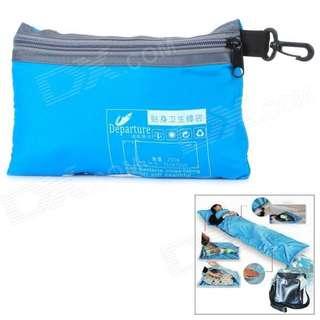 Emergency sleeping bag