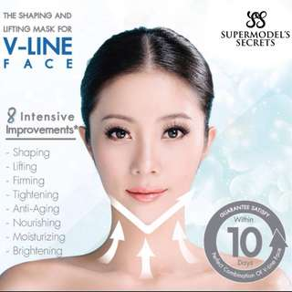 Chamos Acaci VVV Fit Mask Remove Double Chin