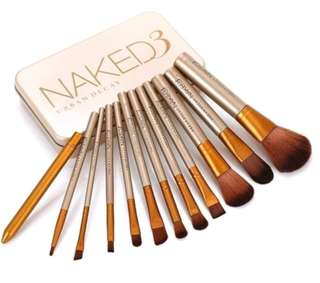 Naked 3 Urban Decay Set 12