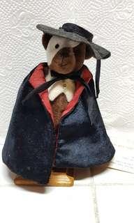 Phantom of the Opera Miniature Teddybear