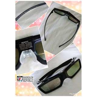 Authentic Sony Bravia TV 3D Glasses