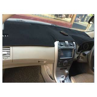 Toyota Axio Dashboard Mat 2005-2011 (Black Color in Stock)
