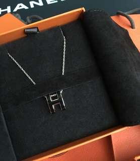 🚚 Bonjour Paris 巴黎購入Hermes 搶手貨黑金項鍊