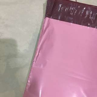 Defected Small Baby Pink Polymailers