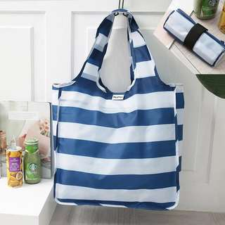 Rumo 折疊便攜環保袋手提袋防水大容量超市收納袋購物袋