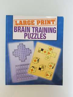 Brain Training Puzzle