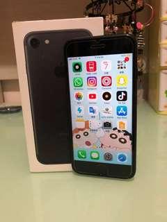 有保iphone7啞黑色128gb