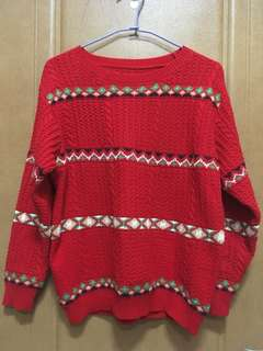 日日購買的毛衣