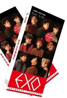 🚚 Exo 有聲明信片