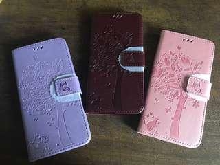  iPhone 7/8 Plus Wallet Leather Flip Case