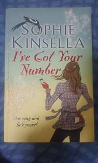 I've Got Your Number (Sophie Kinsella)