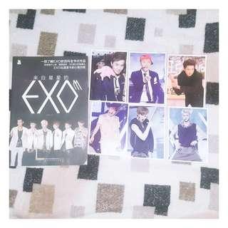 [WTS] EXO photobook