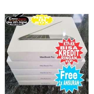 """Macbook Pro MPXU2-Silver/13""""/i5/8/256GB-New Kredit Ditoko Aja Wa;081905288895"""