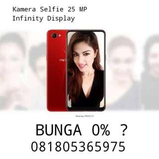 Oppo F7 ( 25 MP selfie kamera )